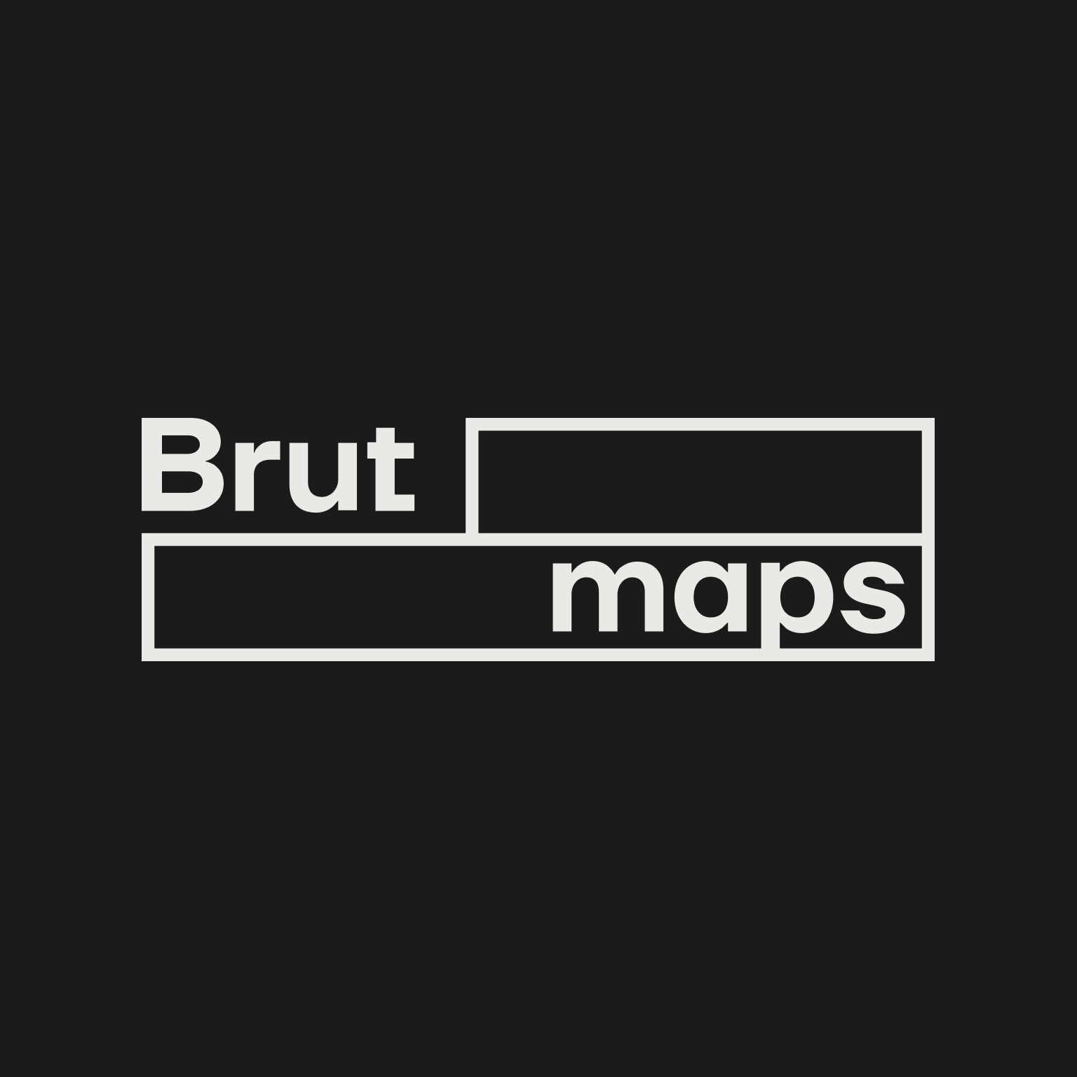Brutmaps